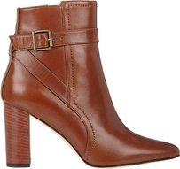 Manolo Blahnik Leather Brown Boots