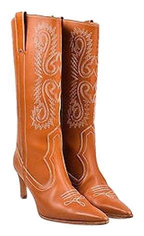 Manolo Blahnik Western Boots 100% Authentic Cheap Online Cheap Top Quality Cheap Wide Range Of Cheap Sale 2018 Unisex Up To Date MGZ5VqUKe3