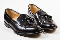 Manolo Blahnik Dark Brown Flats