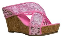 Other Pink Wedges