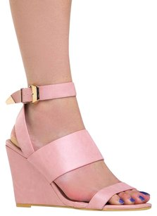 Pink Wedges