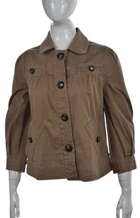 Marc by Marc Jacobs Womens Tan Jacket