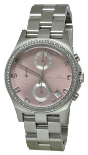 Marc by Marc Jacobs MBM3297 Marc Jacobs Women's Henry Stainless Steel Chronograph Watch