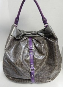 Marc by Marc Jacobs Purple Hobo Bag