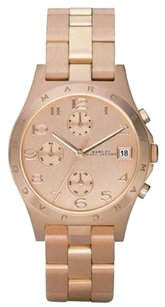 Marc by Marc Jacobs Marc by Marc Jacobs MBM3074 Henry Classic Rose Gold-Tone Women's Watch