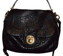 Marc by Marc Jacobs Pebbled Leather Shoulder Bag