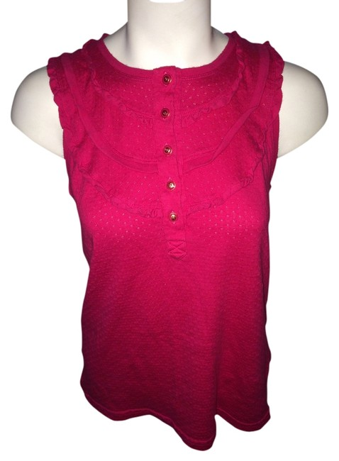 Marc by Marc Jacobs Pink Top Magenta