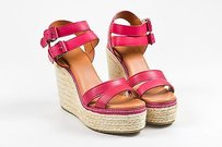 Marc by Marc Jacobs Cherry Pink Sandals