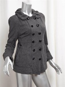 Marc Jacobs Cotton Knit Gray Jacket