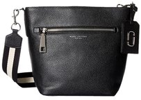 Marc Jacobs Gotham City Leather Bucket Cross Body Bag