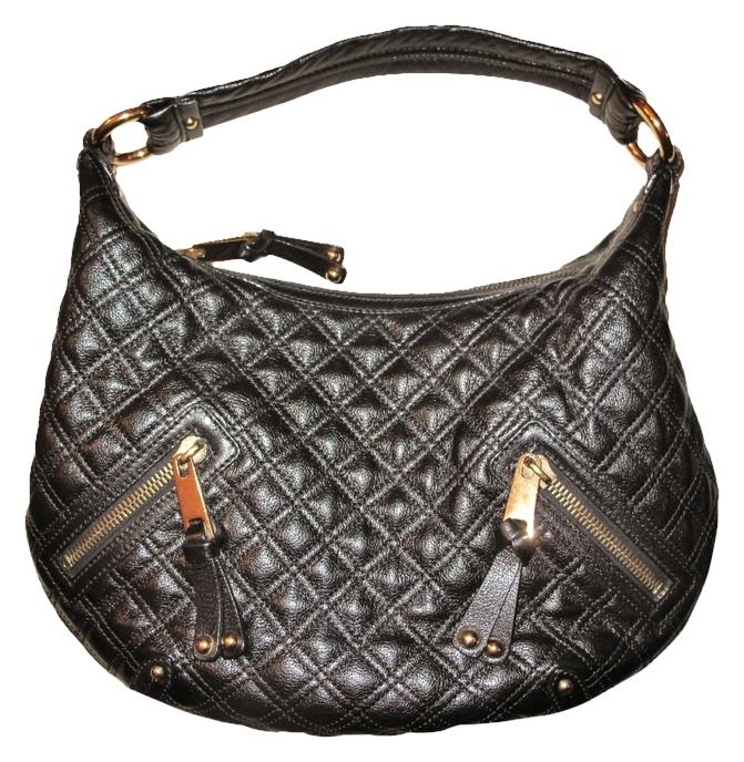 Marc Jacobs Banana Quilted Leather Handbag Hobo Bag on Sale, 67 ...