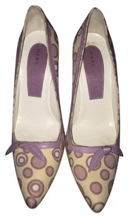 Marc Jacobs Lilac Taupe & lavender Pumps