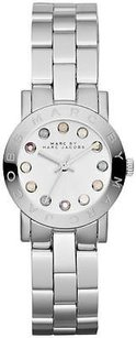 Marc Jacobs Marc By Marc Jacobs Amy Stainless Steel Ladies Watch Mbm3217