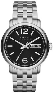 Marc Jacobs Marc By Marc Jacobs Fergus Stainless Steel Mens Watch Mbm5075