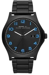 Marc Jacobs Marc By Marc Jacobs Jimmy Black Mens Watch Mbm5059