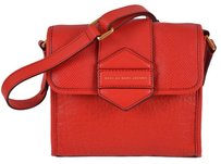 Marc Jacobs Red Messenger Bag