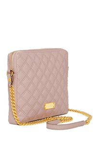 Marc Jacobs Polly Celine Luggage Tote Cross Body Bag