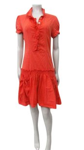 Marc Jacobs short dress Red Drop Waist on Tradesy