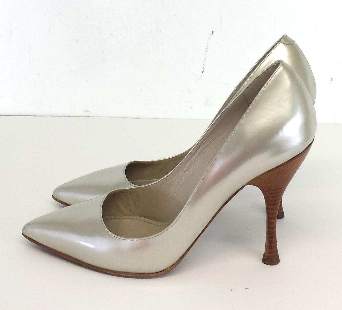 Marc Jacobs Patent Leather Pointed-Toe Pumps clearance cheap price Bd7XyT1b4