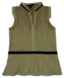 Marc Jacobs Top Lace, Yellow