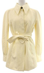 Marc Jacobs Women's Clothing 149717_10 Ivory systems Jacket