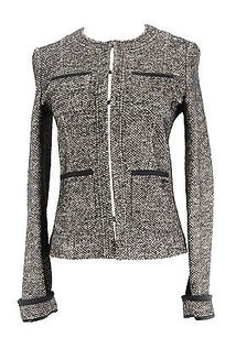 Marella Sport Houndstooth black Jacket