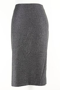 Marella 30560616 Straight Pencil Womens Skirt Grey
