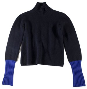 Marni 38 Blue High It Sa Sweater