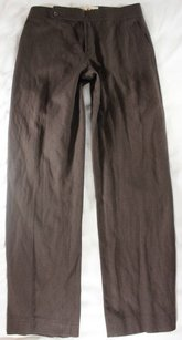 Marni 42 Brown Flattering Insanely Pants