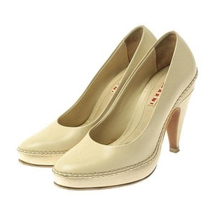 Marni Beige Pumps