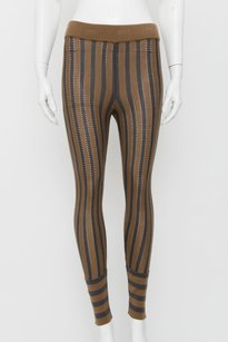 Marni Light Grey Stripe Pants