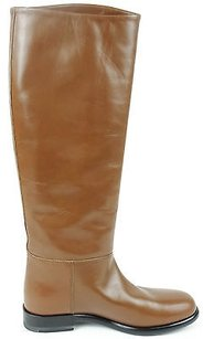 Marni Light Toffee Brown Boots
