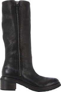 Marsèll Marsell Grained Leather Black Boots