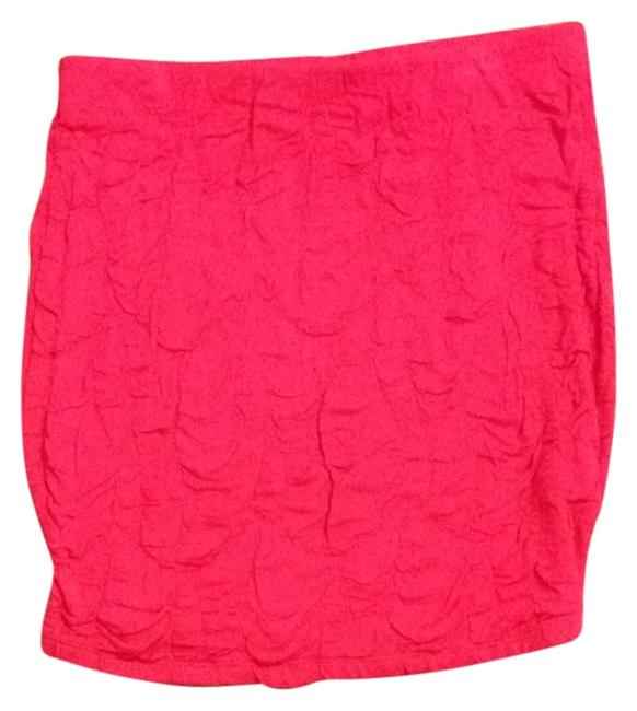 Material Girl (by Madonna) Skirt Hot Pink