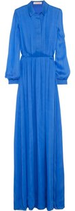 Matthew Williamson Silk Chiffon Gown Dress