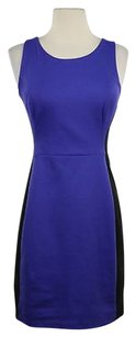 Max and Cleo Womens Blue Dress