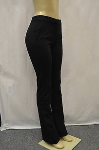 Max Mara Uscio Black Stretch Pants