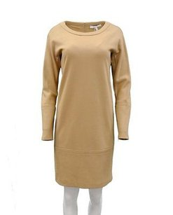 Max Mara short dress Camel Wool Moriana on Tradesy