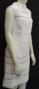 Max Mara short dress Ivories Ivory Textured on Tradesy