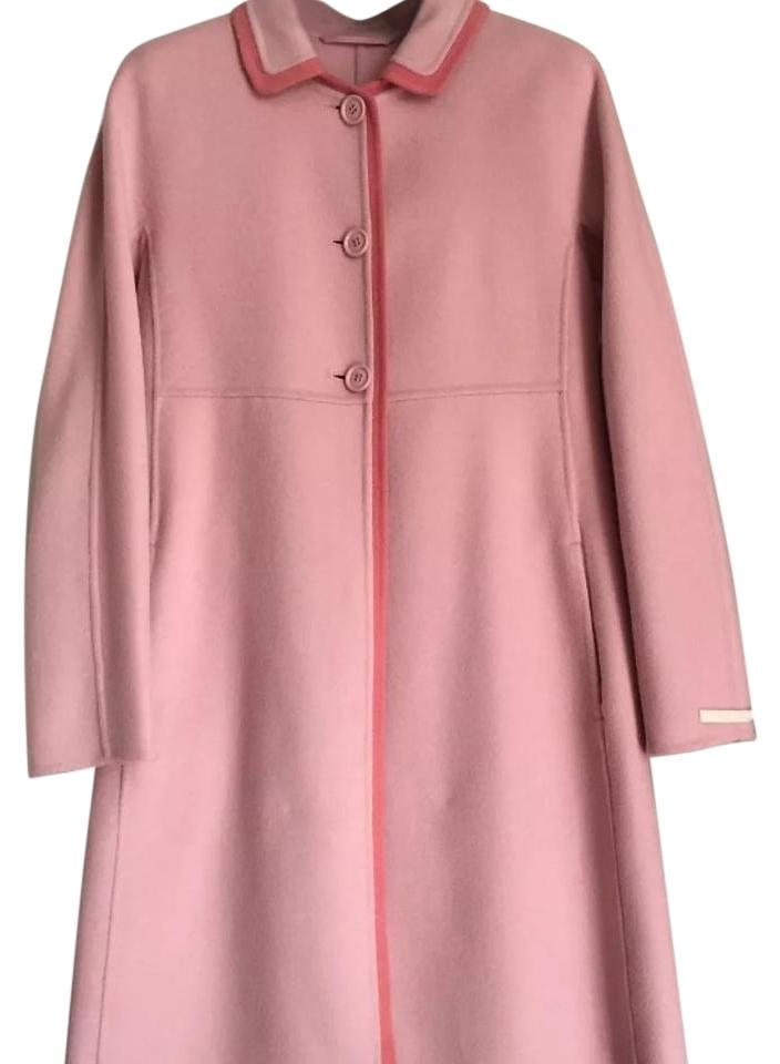Max Mara Woman Pink Coat