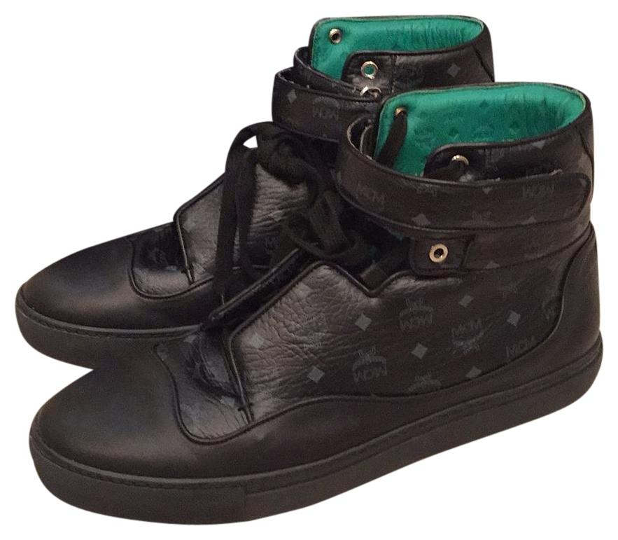 mcm athletic shoes athletic on sale