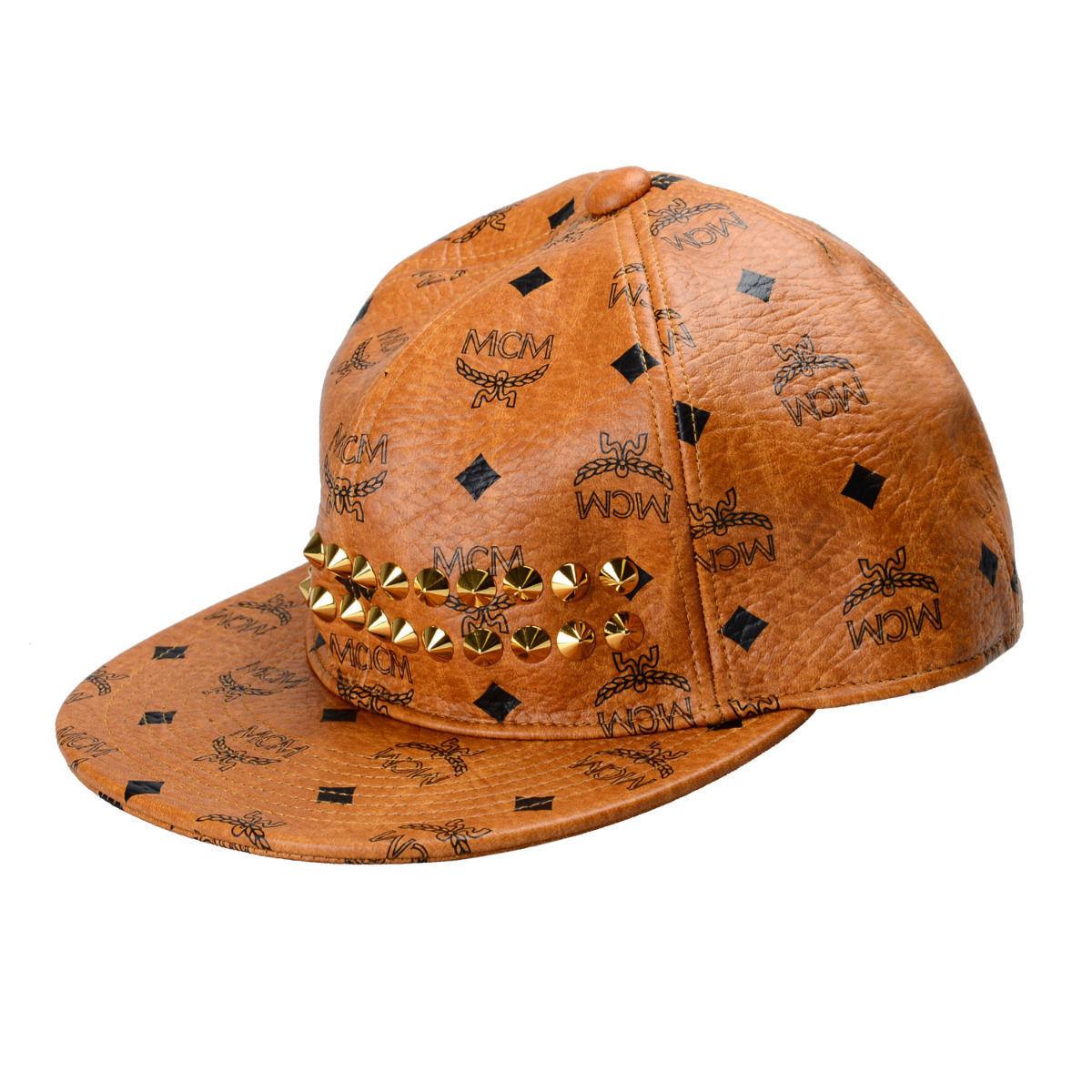 a2447f417010d ... discount code for mcm bucket hat cognac brands 3e5e7 9106d