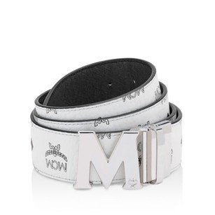 MCM MCM Visetos M-Buckle Reversible Signature