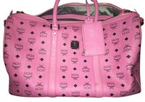 MCM Pink Travel Bag
