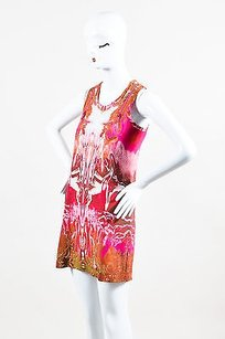 MCQ by Alexander McQueen short dress Multi-Color Pink on Tradesy