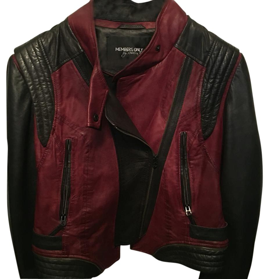 Only leather jacket