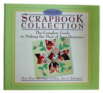 Memory Makers Memory Makers Scrapbook Collection Hardcover Spiral Bound Craft Book