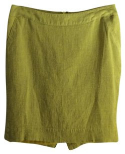 Merona Skirt Yellow
