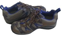 Merrell Brown and blue Athletic
