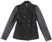 Michael Kors Black Jacket Kors Nm Coat